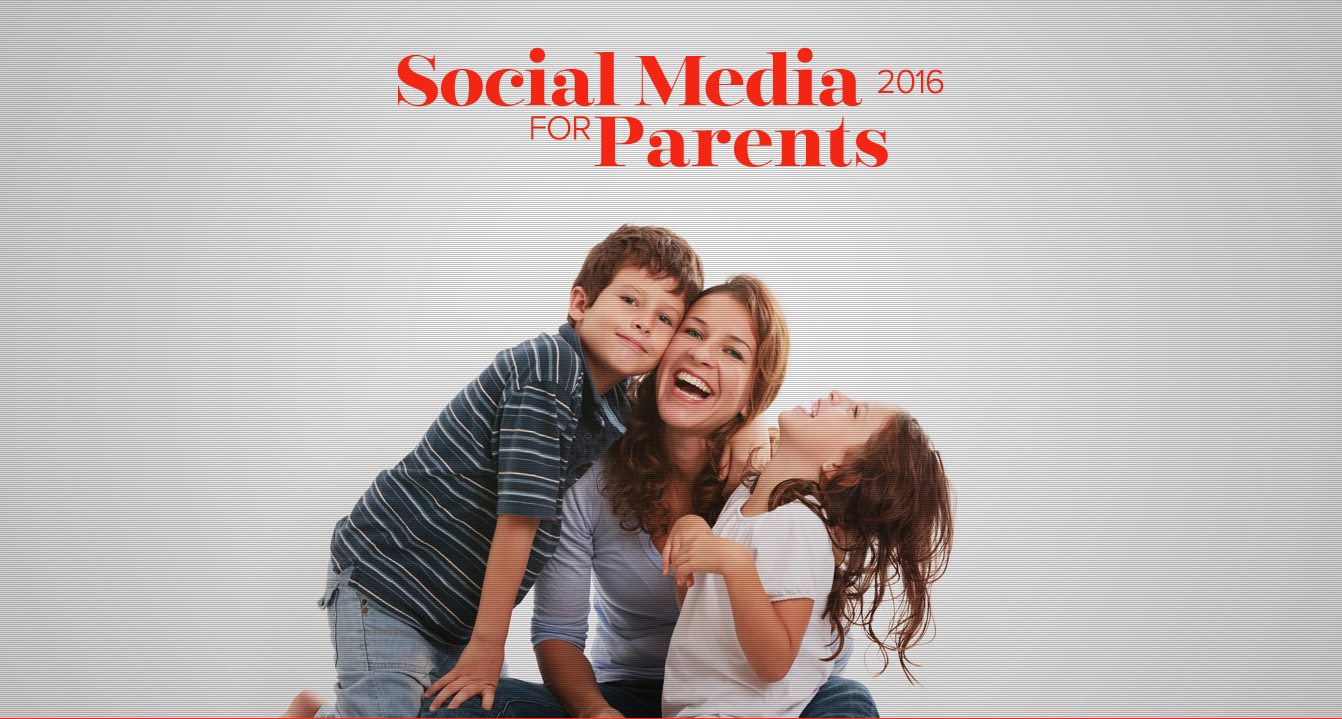 Live – Social Media for Parents 2016