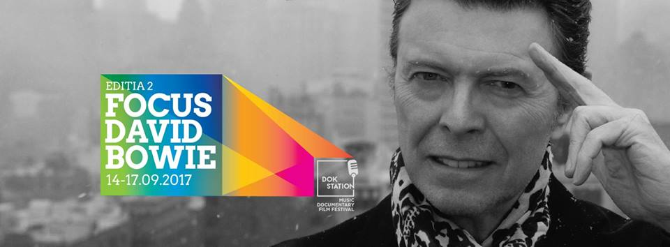 "Documentarul ""Bowie: The Man Who Changed the World"", proiectat la avanpremiera DokStation 2"